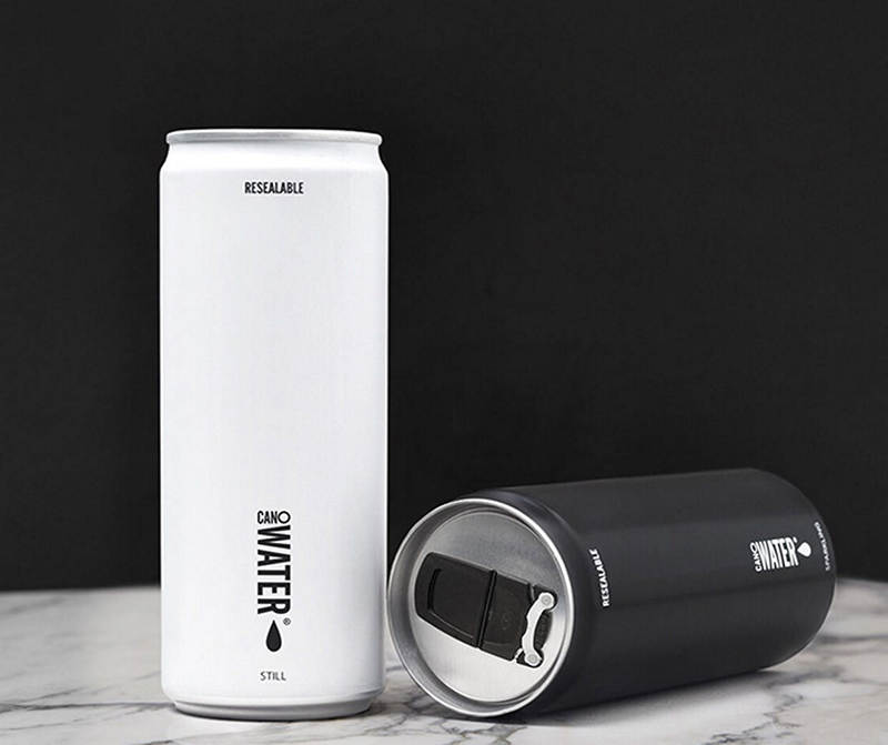 取代塑膠瓶,鋁罐水潮流興起